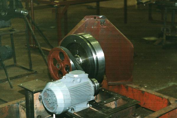 Инерционные генераторы
